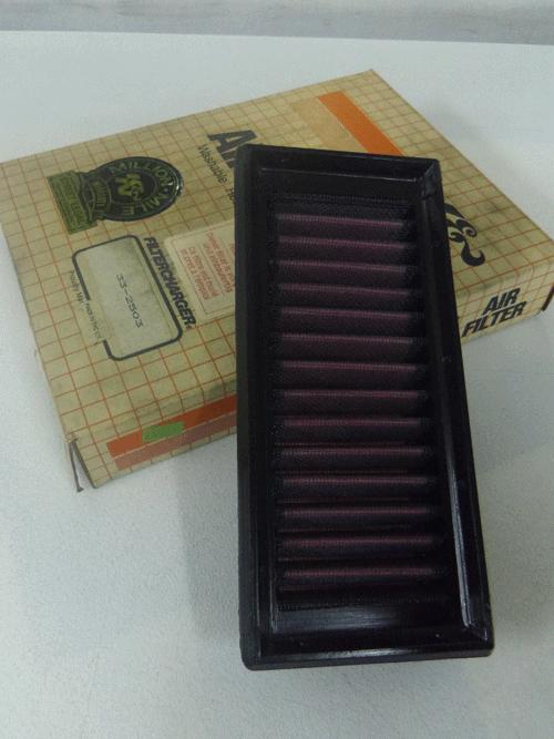 Filtro de aire KN33-2503