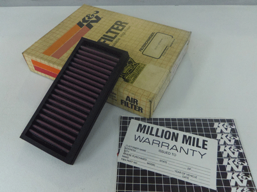 Filtro de aire KN33-2584