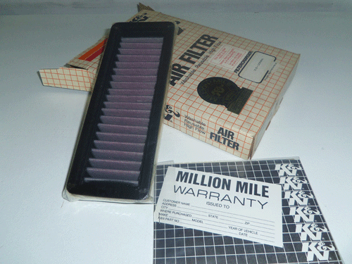 Filtro de aire KN33-2586