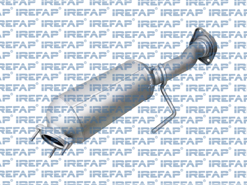Filtro antipartículas FAP CHRYSLER Jeep Commander 3.0 cc 162 Kw 218 cv