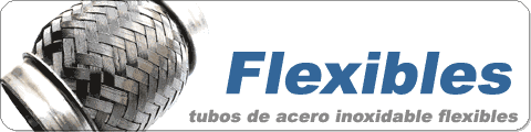 Tubos de acero inoxidable flexibles